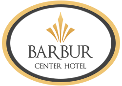 Logo Barbur Center Hotel em Ponta Grossa