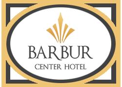 Logo Barbur Center Hotel em Ponta Grossa