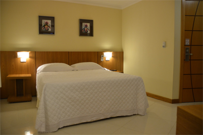 Quarto Suite Barbur Center Hotel Em Ponta Grossa